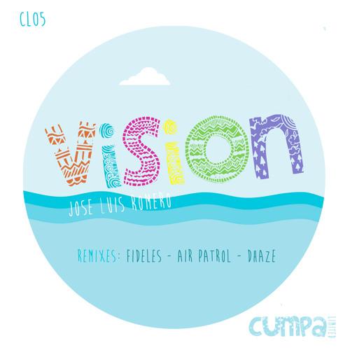 CL05_José Luis Romero - Vision (Original Mix)