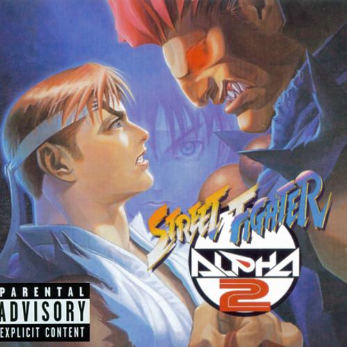 Street Fighter Alpha 2 Ryu Stage By Damontae Edwards 1 On