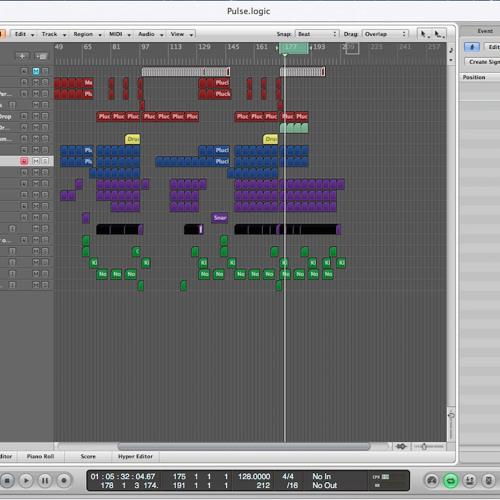 Pulse feat. Adrian Valdez(Original Mix)