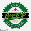 Snoopy N Woody Root's- JULEHA