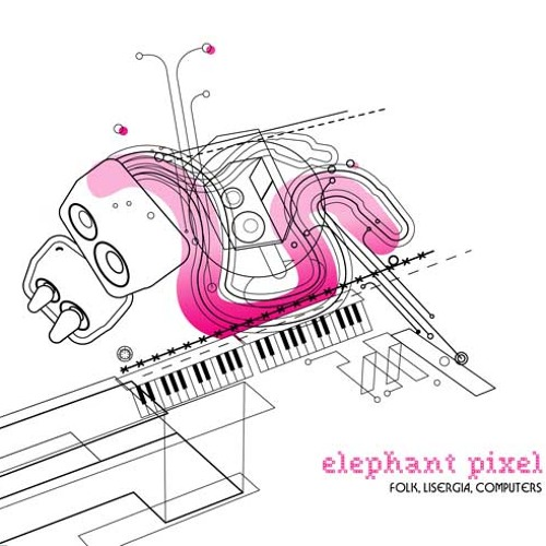 Elephant Pixel - Reverse Hall