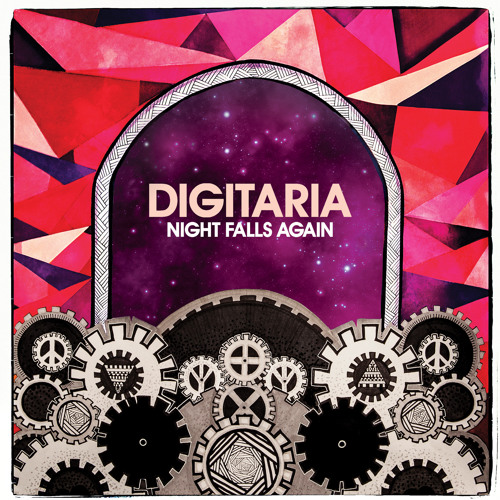 HOTCCD003 Digitaria - Night Falls Again (FULL ALBUM PREVIEW)