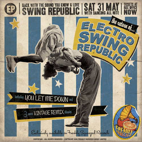 Swing Republic - (We've Got To) Put That Sun Back In The Sky