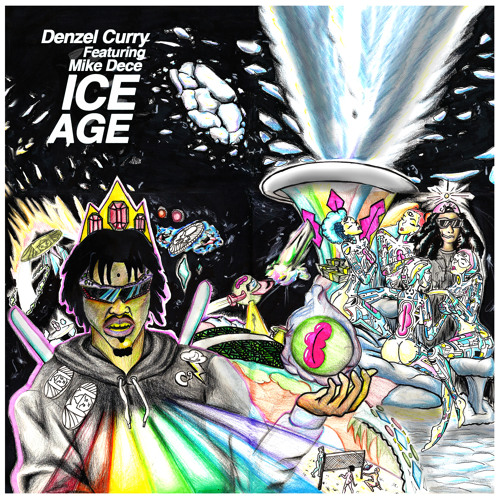 Denzel Curry ft. Mike Dece – Ice Age