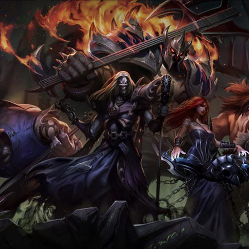 Pentakill - Orb of Winter (League of Legends)