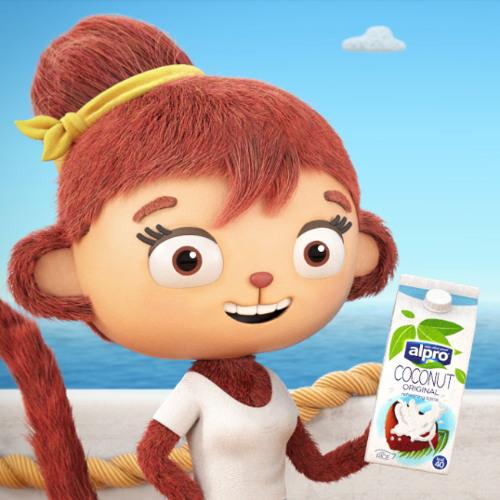 Coco Loco - A monkey adventure by Alpro