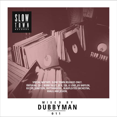 Slow Town Mix #11 | Mixed by Dubbyman