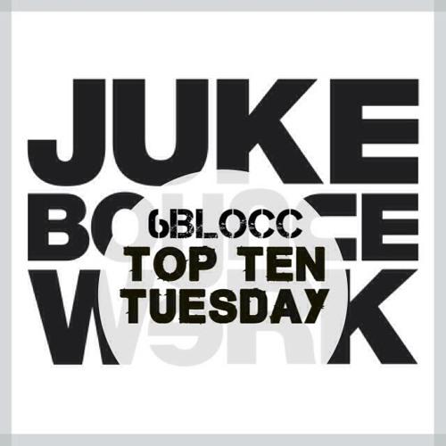JBW Top Ten Tuesday Mix Week #32 feat. 6BLOCC [Digital 6 | Heavy LA Radio |Los Angeles]