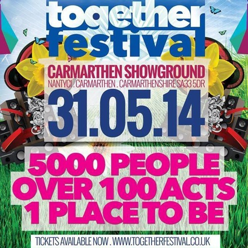 Ed E.T & D.T.R @ Together Festival 2014 Bionic Arena...Free Download