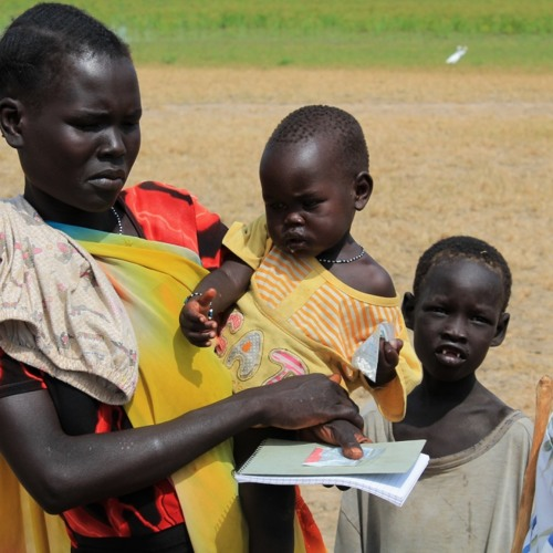 Songs to improve health in South Sudan – malaria