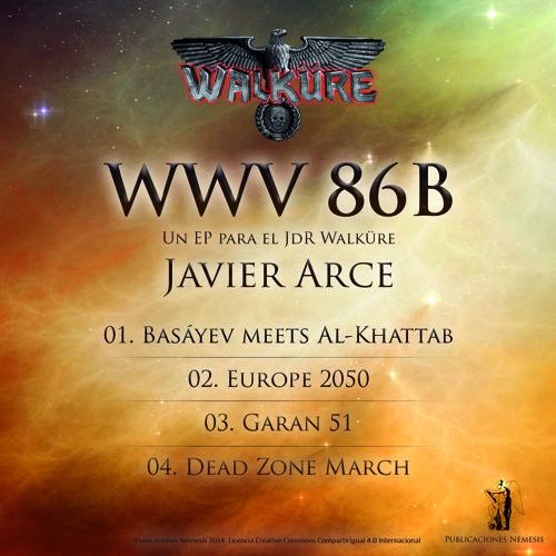 WWV 86B Walküre - EP [Royalty Free]