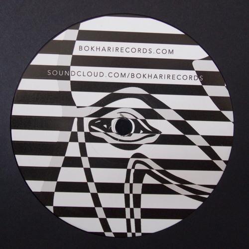 """Track Mood"" / ""Toms of Times"" /// Bokhari Records, UK /// Vinyl 12"" - 2014"