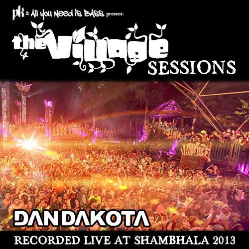 The Village Sessions - Dan Dakota Live at Shambhala 2013
