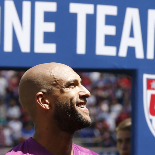 USA Goalie Tim Howard on 2-1 win over Turkey June 1, 2014