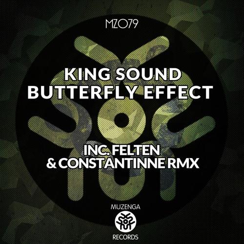 King Sound - Out Of Control (Original Mix)**MUZENGA REC. **