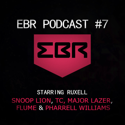 artworks 000081368243 n4rez6 t500x500 -  Audio: Ruxell - EBR Podcast #7 (Mix)