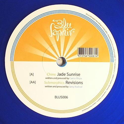 CHINO - JADE SUNRISE (BLUS006)