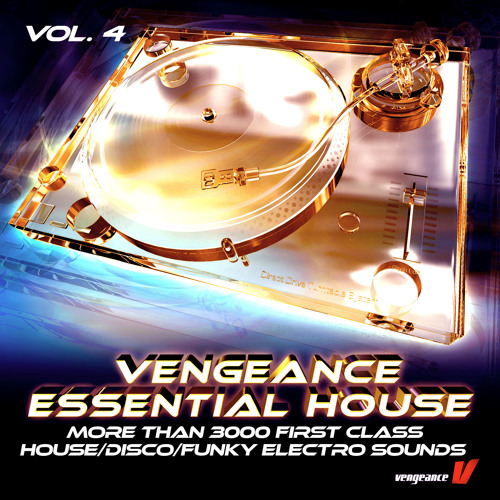 Vengeance SamplePack: Essential House Vol 4 by reFX on