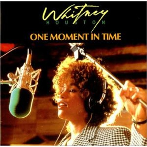 One Moment In Time (Whitney Houston) Cover