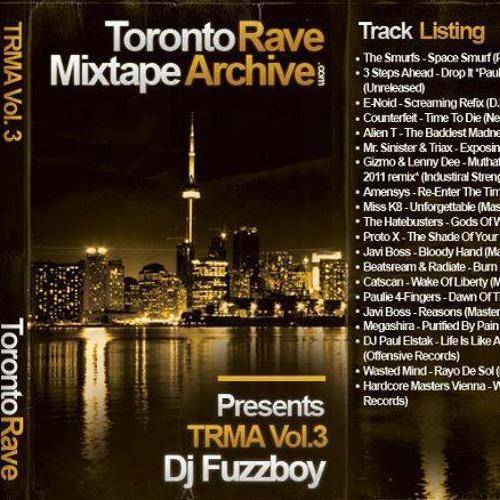 Fuzzboy TRMA Vol 3