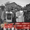 RAW Cypher 2 - Berner, Futuristic, Sincere Show, KR & Curren$y