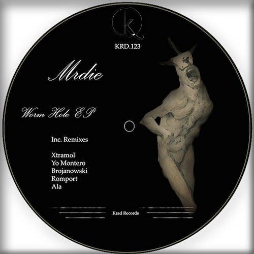 Mrdie - Worm Hole (Brojanowski Remix) // Krad records