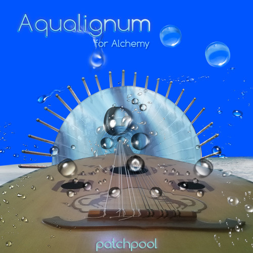 Oud Octave Droner - Demo Aqualignum For Alchemy