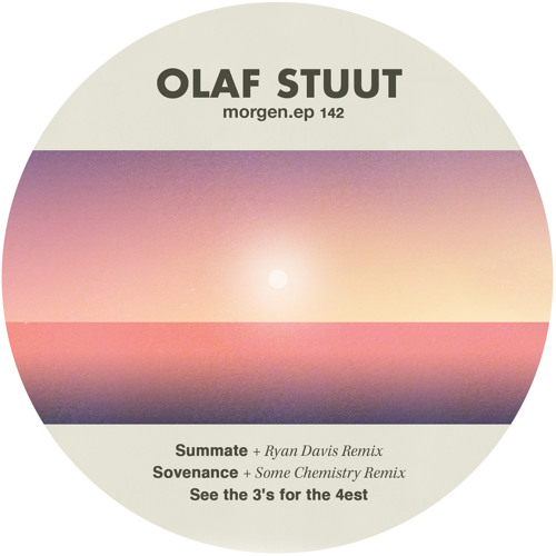 MRG 142 | V. Olaf Stuut - See The 3's For The 4est (Preview)