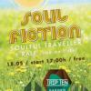 Soulful Traveller & RALF (flute) live @ Trip Ten (Sun Day Delight)