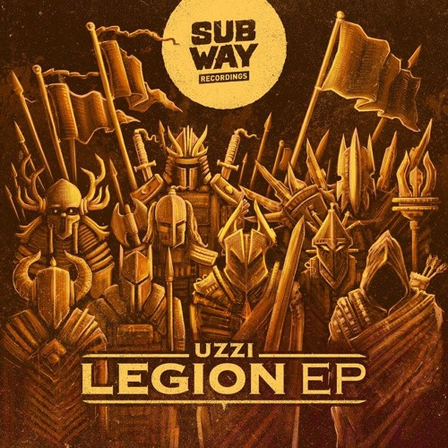 UZZI - Dead Wrong (OUT NOW ON SUBWAY RECORDINGS)