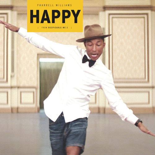 Pharrell Williams - Happy (Rowpieces' Not Another Bootleg)