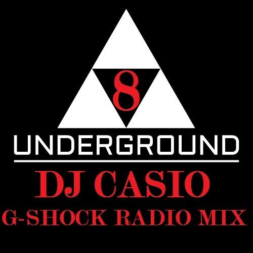 Shock Radio Mix Vol 8 DJ Casio (UNDERGROUND)