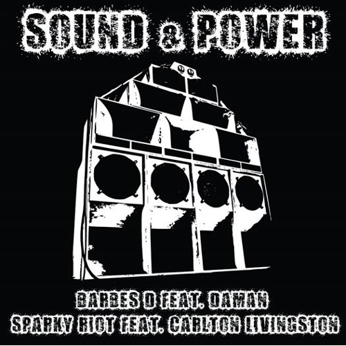 """Daman meets Barbés.D """"Sound & Power"""" preview/ Nuclear no Thanks riddim OUT NOW on Bandcamp"""