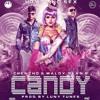 Dj Alex Ft Plan B - Candy Live ( 2014 )