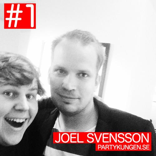 #1 - Joel Svensson, Partykungen.se
