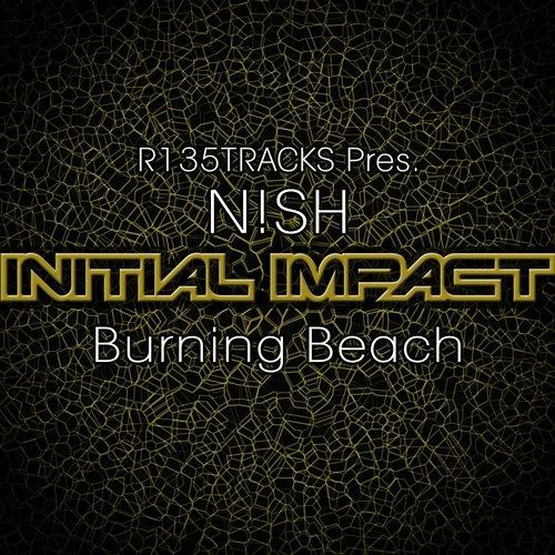 N!SH - Burning Beach (Original Mix)