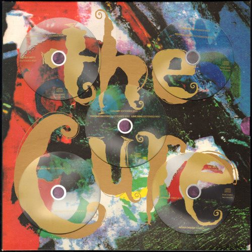 The Cure - Pictures of You ( Instafunks  I.T. Remix 2014 ) 116 bpm