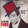 Clinton Ford Vinyl Transfer Example