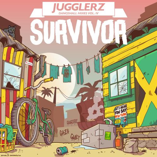 SURVIVOR - Jugglerz Dancehall Mixes Vol.IV [2014] #FREE DOWNLOAD