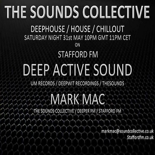 THE SOUNDS COLLECTIVE  WITH DEEP ACTIVE SOUND AND MARK MAC
