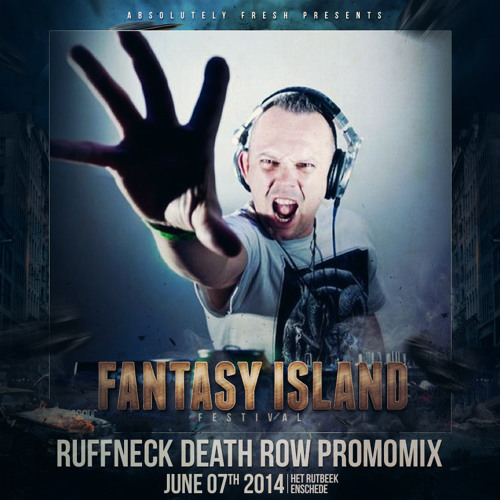 DJ Ruffneck - Fantasy Island Festival 2014 - Promomix