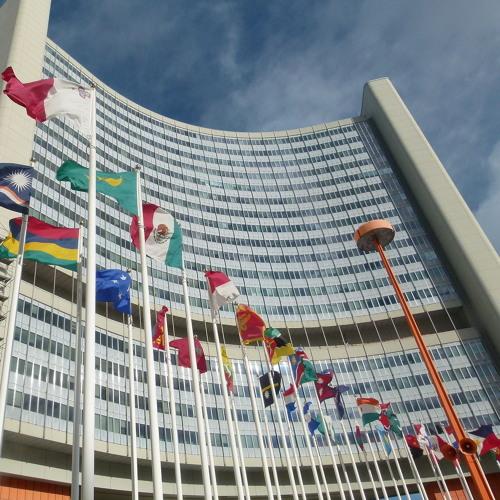 Address to the UN Vienna Headquarters