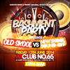 Bashment Party Old Skool vs New Skool - 13th June 14 (Mixed by DJ Nate & DJ Swingz)