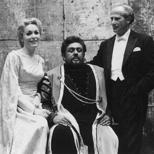 JAMES MCCRACKEN as Otello