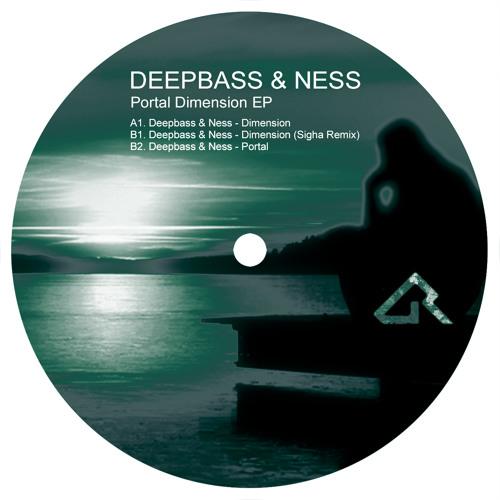 Deepbass & Ness - Portal Dimension EP (incl. Sigha Remix)