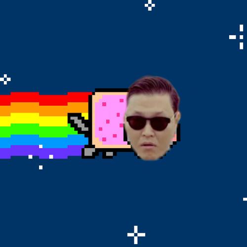 am i funny yet? (a.k.a. Nyan PSY)