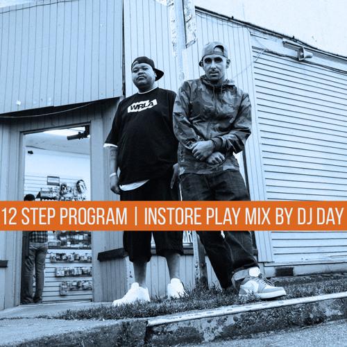 12 Step Program | InStore Mix by Dj Day