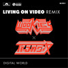 Trans-X - Living On Video (The Wookies Remix) Portada del disco