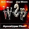 APOCALYPSE THEN - AVI SHAI  & JOE WAVE. OUT TODAY ON BEATPOTR.