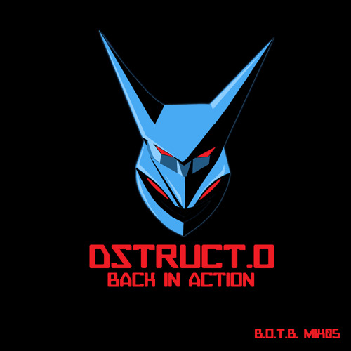 Dstruct.O-Back In Action-B.O.T.B MIX05 (June2014)
